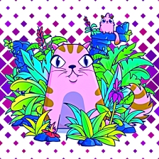 cryptokitties t-shirts
